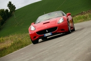 Driven: 'Stop-Start' Ferrari California