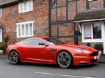 Driven: Aston Martin DBS Carbon Edition