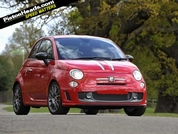 Driven: Abarth 695 Tributo Ferrari