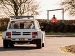 Group B Rallying Legends in action