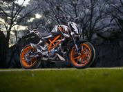KTM 390 Duke: review