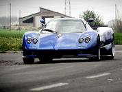 Pagani Zonda S: Driven (again)