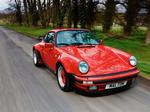 Porsche 911 Turbo (930): Driven
