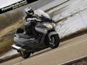 Suzuki Burgman 650 Executive: Review