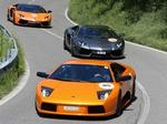 Lamborghini at 50: the Grande Giro