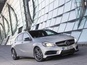 Mercedes A45 AMG: Review