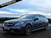 Mercedes E63 AMG S: Review