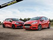 Ford Fiesta ST vs Renault Clio RS200