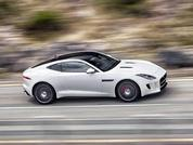 Jaguar F-Type Coupe: Driven