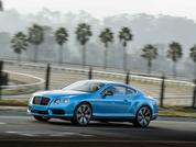 Bentley Continental GT V8 S: Review