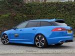 Jaguar XFR-S Sportbrake: Driven