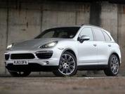 Porsche Cayenne Diesel S: Review