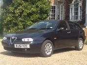 Shed of the Week: Alfa 156 V6 Sportwagon