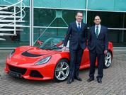 New Lotus CEO appointed
