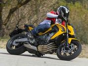 Honda CB650F: Review