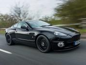 Aston Martin Vanquish manual: Driven