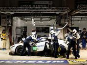 Aston Martin LM14 Garage Tour Competition