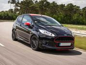 Ford Fiesta Black Edition: Driven (briefly)
