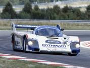 Porsche 956 at Spa: Time For Tea?