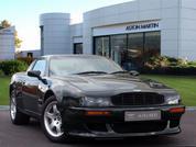Aston Martin Vantage: Spotted