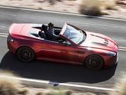 Aston V12 Vantage S Roadster