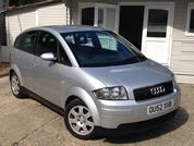 Shed Of The Week: Audi A2