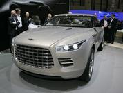 Aston abandons Lagonda SUV