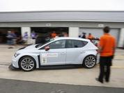 SEAT Leon Cup Racer: Driven