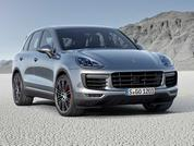 Porsche Cayenne 'changed slightly'