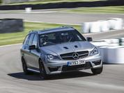 Mercedes C63 AMG Edition 507: PH Fleet