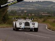 Morgan Plus 8 Speedster: Driven