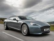 Aston Martin Rapide S MY15: Review