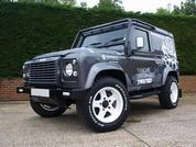 Land Rover Defender 90: PH Fleet