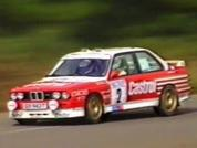 BMW M3 on the Manx: Time For Tea?