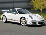 Porsche 911 GT3 RS 4.0: Spotted