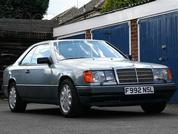 Shed Of The Week: Mercedes 300CE