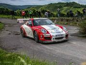Tuthill 997 GT3 RGT on WRC Germany