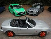 Mazda Eunos Roadster: PH Fleet