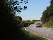 Fosse Way 'bow tie': My Dream Drive
