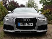 Audi RS6 Avant: PH Fleet
