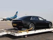 Aston Martin Lagonda (sort of) revealed