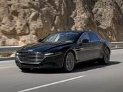 Aston Lagonda official testing images