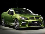 HSV Maloo GTS: world's fastest ute