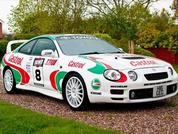 Toyota Celica GT-Four: PH Carpool