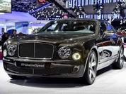 Bentley Mulsanne Speed confirmed