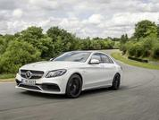 All-new Mercedes-AMG C63 - official!