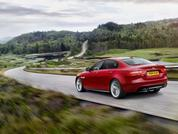 Jaguar XE - the full range