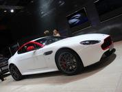 Aston Martin - Paris 2014