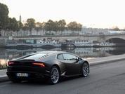Lamborghini Huracan to Paris: PH Blog