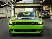 Dodge Challenger SRT Hellcat: Driven